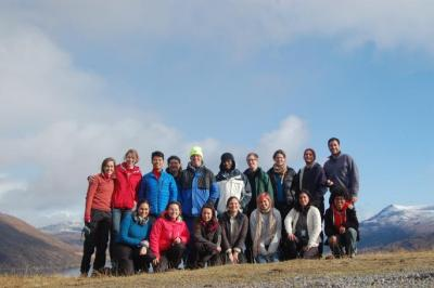 Undergraduate Field Trip to Scotland (2013)