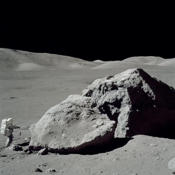 Untouched Apollo samples to be analyzed for the first time by WashU researchers