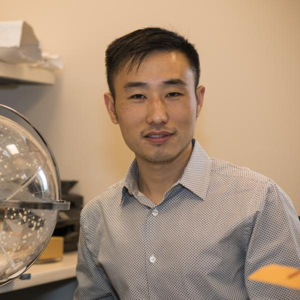 Wang receives grant to study volatiles in early solar system