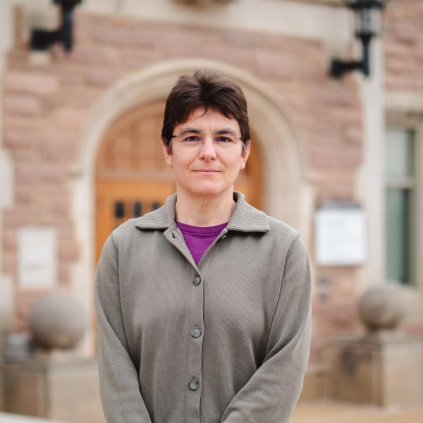 Astrid Holzheid joins Washington University as Clark Way Harrison Visiting Professor