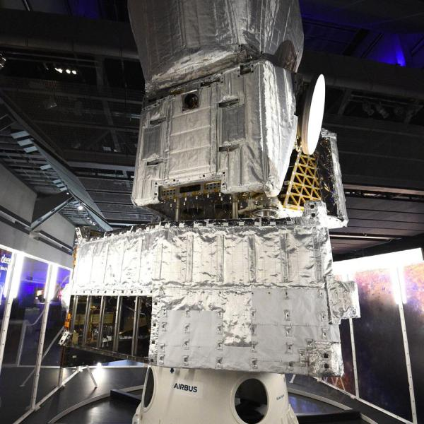 Forbes: ESA's BepiColombo orbiters fire up instruments on first Mercury flyby
