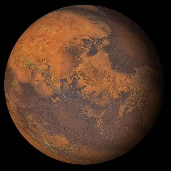 'We are all Martians!': Space explorers seek to solve the riddle of life on Mars