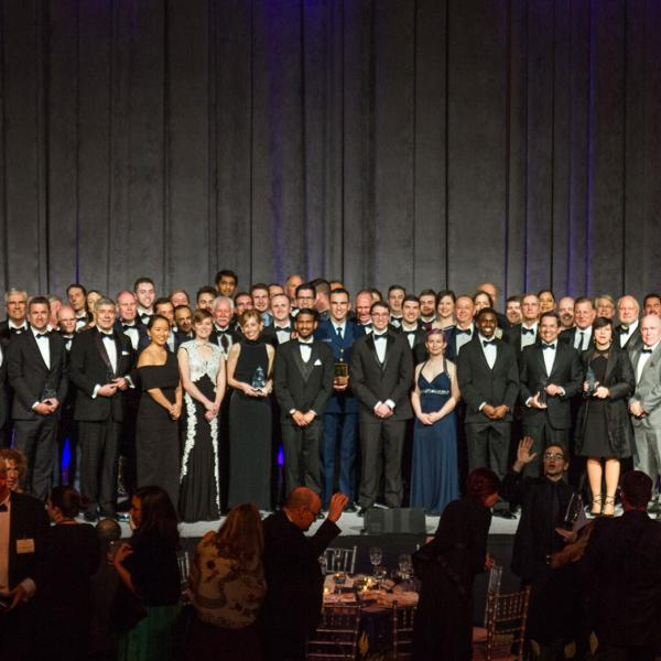NASA's Mars Exploration Rover team receives Aviation Week Laureates Award