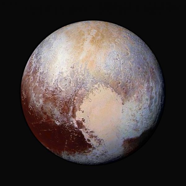 Did Pluto harbor an ancient subsurface ocean?