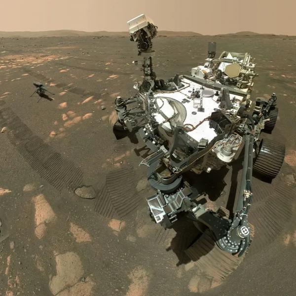 Salon: Mars' weird geology is making Perseverance's job more complicated