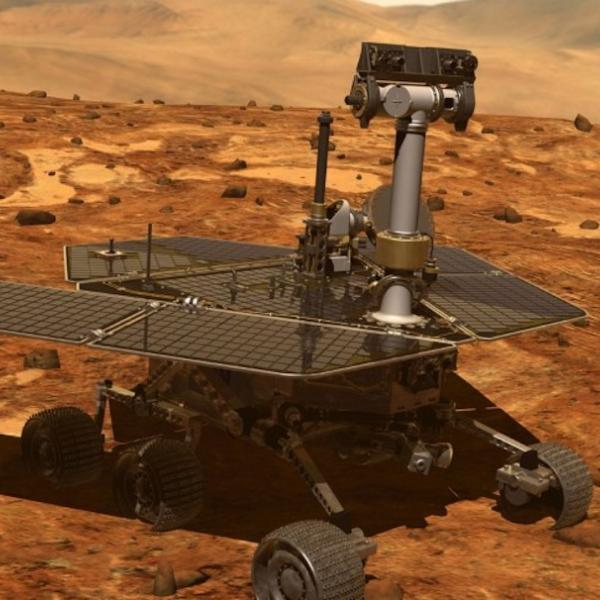 Good-Bye to Mars Rover Opportunity