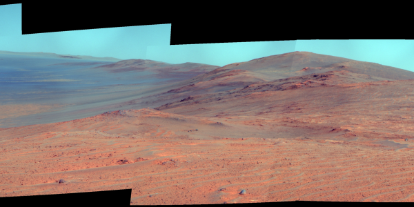Opportunity, Curiosity and Mars 2020 Rover Updates